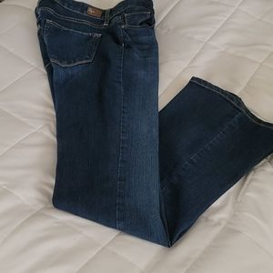 Paige Canyon Boot Jeans Size 31